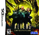 Aliens: Infestation (Nintendo DS)